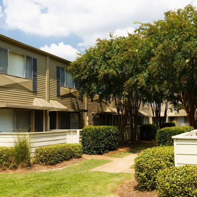 The Park at Moss Creek Apartments, Jackson, MS - Townhomes 4